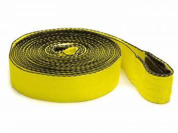 "Tuflex - Tuflex 2"" Wide Tow Strap 30 ft Long 15,000 lb Capacity Nylon - Yellow"