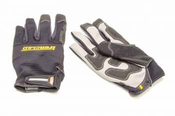 Ironclad Performance Wear - Ironclad Shop Gloves Wrenchworx Impact Padded Fingertips and Palm Velcro Closure - Nylon - Large