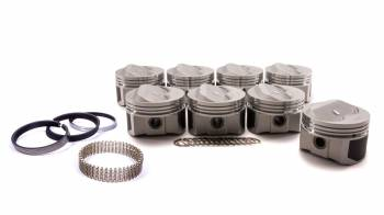 """ProTru by Wiseco - ProTru by Wiseco 23 Degree Dome Piston Forged 4.040"""" Bore 1/16 x 1/16 x 3/16"""" Ring Grooves - Plus 8.0 cc"""