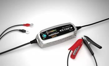 CTEK - CTEK Multi US 4.3 Test and Charge Battery Charger 12V 4.30 amp 8 Step Charging Program - Each