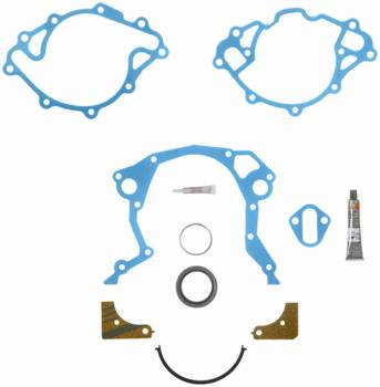 Fel-Pro Performance Gaskets - Fel-Pro Performance Gaskets Composite Timing Cover Gasket Small Block Ford