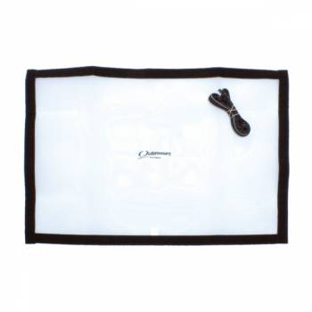 """Outerwears Performance Products - Outerwears Performance Products Speed Screen Radiator Screen 19 x 27"""" Polyester White - Each"""