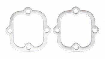 "Remflex Exhaust Gaskets - REMFLEX EXHAUST GASKETS 3.177 x 4.500"" Rectangle Collector Gasket 4 Bolt Graphite Street and Performance Headers - Each"