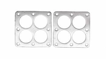 "Remflex Exhaust Gaskets - REMFLEX EXHAUST GASKETS 4 x 1-15/16"" Diameter Collector Gasket 8 Bolt - Graphite"