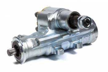 Sweet Manufacturing - Sweet Manufacturing Power Steering Box Light Weight 700 Series 3-Bolt 13/16 in-36 Spline - 8 to 1 Ratio