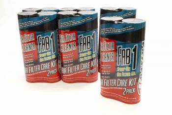 Maxima Racing Oils - Maxima Racing Oils 15.5 oz Aerosol Cleaner Air Filter Service Kit 13.00 oz Aerosol Oil - Set of 6