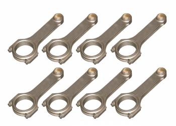 "Eagle Specialty Products - Eagle Specialty Products H Beam Connecting Rod 6.625"" Long Press Fit 7/16"" Cap Screws - Forged Steel"