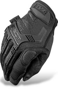 Mechanix Wear - Mechanix Wear Shop Gloves M-Pact Covert Reinforced Fingertips and Knuckles Padded Palm - Velcro Closure - Large