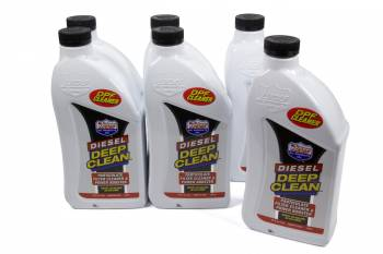 Lucas Oil Products - Lucas Oil Products Diesel Deep Clean Fuel Additive DPF Cleaner 64 oz Bottle Diesel - Set of 6