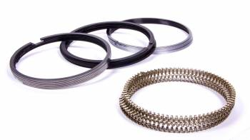 "JE Pistons - JE Pistons Premium Race Series Piston Rings 4.125"" Bore File Fit 1.2 x 1.5 x 3.0 mm Thick - Low Tension"