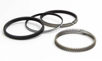 """Speed Pro - Speed Pro Premium Piston Rings 4.030"""" Bore 1.50 x 1.50 x 3.00 mm Thick Standard Tension - Moly - 6-Cylinder"""