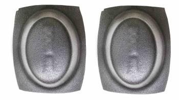 """Design Engineering - Design Engineering 5 x 7"""" Oval Speaker Baffles Slim Foam - Pair"""