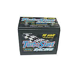 "TurboStart - Turbo Start AGM Battery 16 V 550 Cranking Amps Top Post Screw"" Terminals - 10.172"" L x 9.250"" H x 6.375"" W"