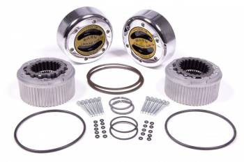 Warn - Warn Premium Locking Hub Kit Manual Locking 35 Spline Dana 60 - Kit