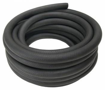 "Derale Performance - Derale Performance Oil Hose Hi-Temp 11/32"" ID Rubber - Black"