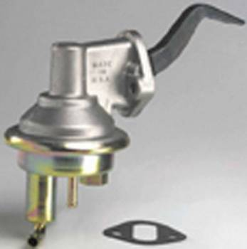 """Canton Racing Products - Canton Racing Products 40 gph Mechanical Fuel Pump 6.5 psi 3/8"""" Hose Barb Inlet 5/8"""" NPT Outlet - Aluminum"""