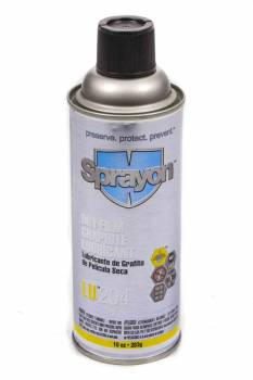 Dupli-Color - Dupli-Color Dry Film Graphite Lubricant Spray Lubricant 10.00 oz Aerosol