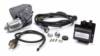 Detroit Speed Engineering - Detroit Speed Engineering Select-A-Speed Windshield Wiper Kit 7 Speed Adapter Plate/Controls/Motor/Wiring Harness GM F-Body 1967 - Kit