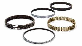 "Total Seal - Total Seal Maxseal Piston Rings Gapless 4.466"" Bore File Fit - 2.0 x 1.5 x 4.0 mm Thick"