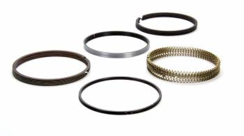 "Total Seal - Total Seal Maxseal Piston Rings Gapless 4.600"" Bore File Fit - 0.043 x 0.043 x 3.0 mm Thick"