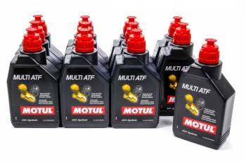 Motul - Motul ATF Transmission Fluid Synthetic 1 L - Set of 12