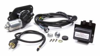 Detroit Speed Engineering - Detroit Speed Engineering Select-A-Speed Windshield Wiper Kit 7 Speed Adapter Plate/Controls/Motor/Wiring Harness GM F/X-Body 1968 - Kit