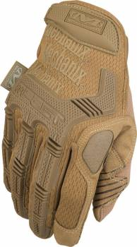 Mechanix Wear - Mechanix Wear Shop Gloves M-Pact Covert Reinforced Fingertips and Knuckles Padded Palm - Velcro Closure