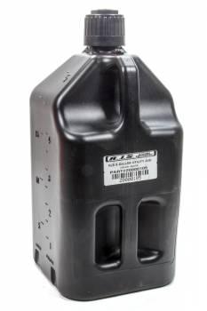 RJS Racing Equipment - RJS 5 Gallon Utility Jug - Black