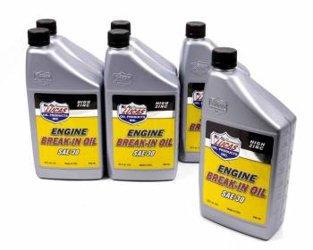 Lucas Oil Products - Lucas Oil Products Break-In Motor Oil ZDDP 30W Conventional - 1 qt