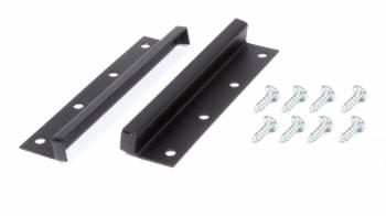Carr - Carr Gutter-Less Mount Kit Light Mount Steel Black Powder Coat CARR Light Bar Mounts - Kit