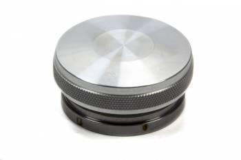 """Meziere Enterprises - Meziere Enterprises 2.500"""" OD Bung and Cap Kit Weld-On Steel Bung Aluminum Threaded Cap - Natural"""