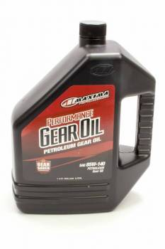 Maxima Racing Oils - Maxima Racing Oils Performance Gear Oil 85W140 Synthetic 1 gal - Each