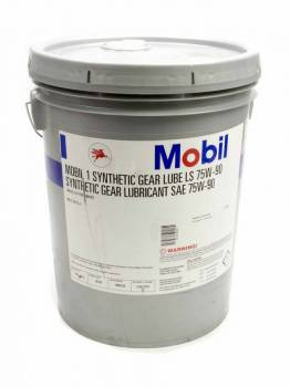 Mobil 1 - Mobil 1 75W90 Gear Oil Synthetic - 5 gal