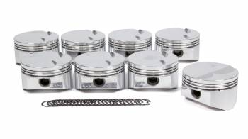 """D.S.S. Racing - DSS Racing SX Series Piston Forged 4.000"""" Bore 1.5 x 1.5 x 3.0 mm Ring Grooves - Minus 5.0 cc"""