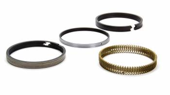 "Total Seal - Total Seal Classic Race Piston Rings 3.550"" Bore File Fit 1.5 x 1.5 x 3.0 mm Thick - Standard Tension"
