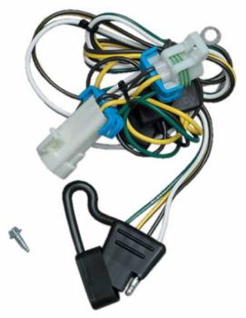 Reese Hitches - Reese Hitches T-One Connector Trailer Light Wiring Harness Brake/Tail Light Harness - GM/Isuzu Compact Truck 1998-2004