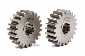 Standard Quick Change Gear Set 1.000 Spur Ratio Set 1 10 Spline - 4.11 Ratio 4.11/4.11