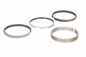 Speed Pro - Speed Pro Premium Piston Rings 92.00 mm Bore 1.50 x 1.50 x 4.00 mm Thick Standard Tension - Moly