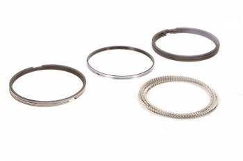 "Speed Pro - Speed Pro Premium Piston Rings 3.820"" Bore 5/64 x 5/64 x 2.00 mm Thick Standard Tension - Molly"