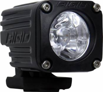 "Rigid Industries - Rigid Industries Ignite LED Light Assembly Spot 12 Watts 1 White LED - 10 x 6 x 4"" Rect"