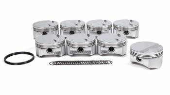 "D.S.S. Racing - DSS Racing SX Series Piston Forged 4.030"" Bore 1.5 x 1.5 x 3.0 mm Ring Grooves - Minus 5.0 cc"