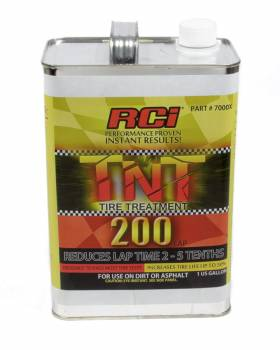 RCI - RCI TNT 200 Lap High Strength Tire Treatment 1 Gal Can