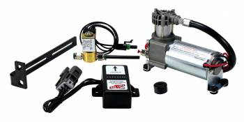 Air Lift - Air Lift Smartair II Air Compressor Suspension 100 psi Max 12V - Pressure Sensor/Self Leveling Switch