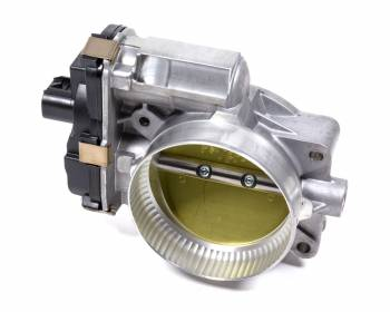 Jet Performance Products - Jet Performance Products Power-Flo Throttle Body Stock Size Aluminum Natural - Various GM Applications 2006-09