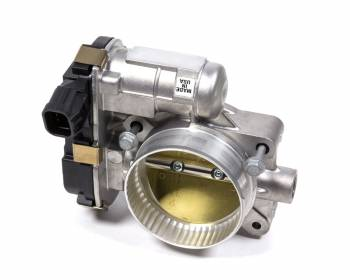 Jet Performance Products - Jet Performance Products Power-Flo Throttle Body Stock Size Aluminum Natural - Various GM Applications 2006-11