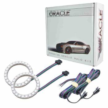 Oracle Lighting Technologies - Oracle Lighting Technologies SMD ColorShift Halo LED Light Halo Multi-Color Fog Light Chevy Camaro 2014-15 - Kit