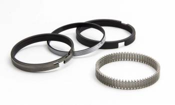 "Speed Pro - Speed Pro Premium Piston Rings 3.780"" Bore 1.50 x 1.50 x 3.00 mm Thick Standard Tension - Moly"