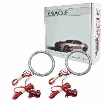 Oracle Lighting Technologies - Oracle Lighting Technologies SMD Halo LED Light Halo White Fog Light Chevy Camaro 2014-15 - Kit