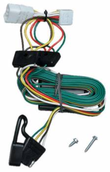 Reese Hitches - Reese Hitches T-One Connector Trailer Light Wiring Harness Brake/Tail Light Harness - Jeep Cherokee 1997-2001