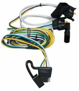 Reese Hitches - Reese Hitches T-One Connector Trailer Light Wiring Harness Brake/Tail Light Harness - Ford/Lincoln/Mercury 1995-2004